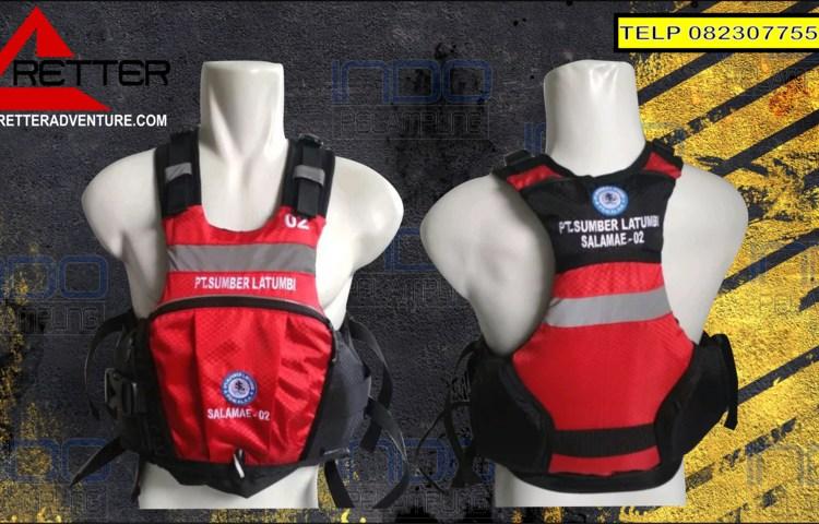 Life jacket pelampung PFD PT. Sumber Latumbi by Retter