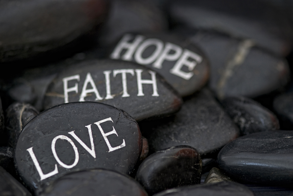 Love Faith Hope
