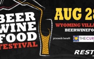Beer & Wine Festival
