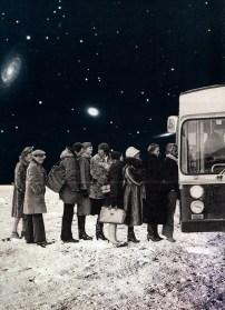 Night Bus by Joe Webb