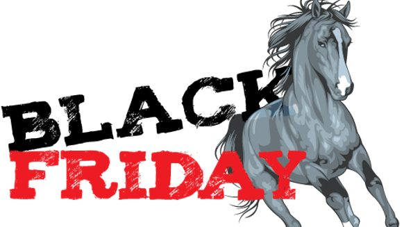 black horse friday