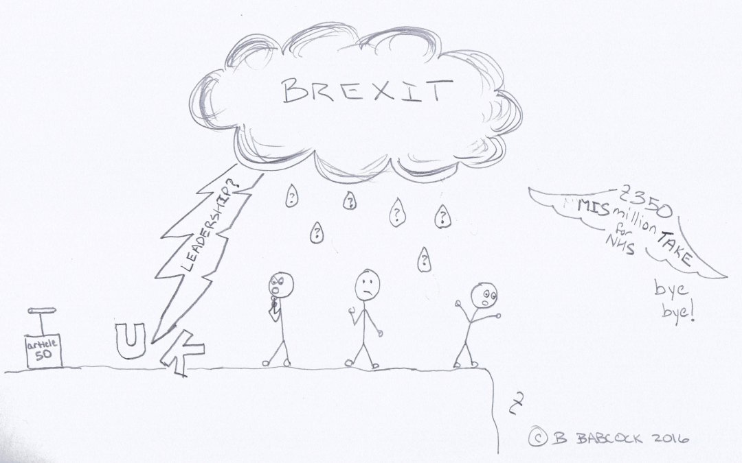How #Brexit may affect your health