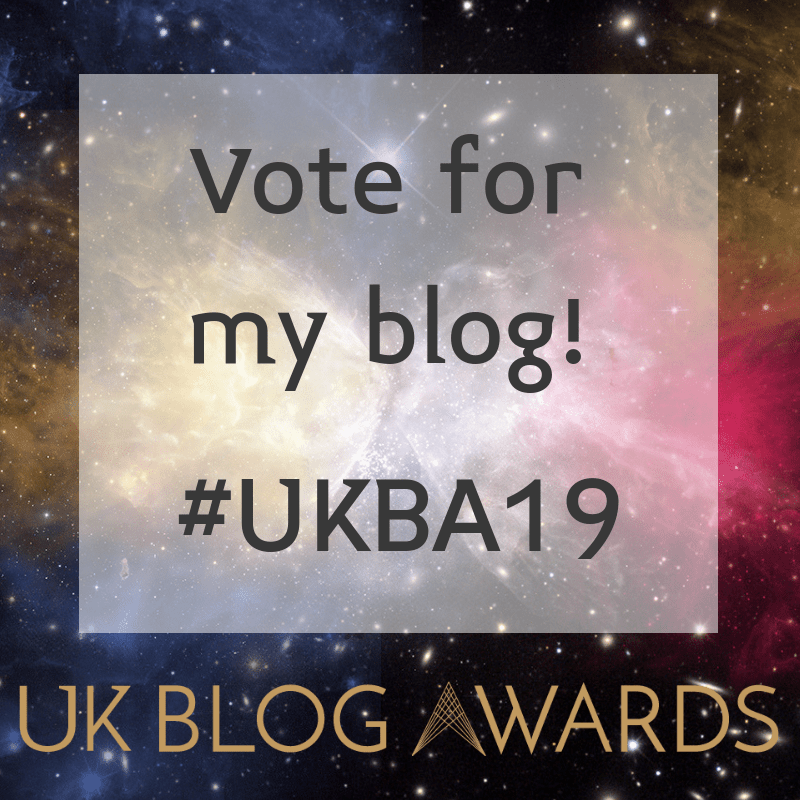 Picture of Vote for my blog! Return to Wellness #UKBA19 UK Blog Awards