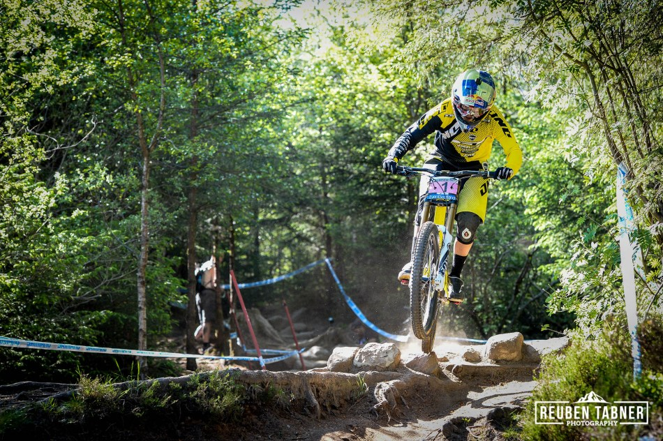2013 UCI Mountain Bike World Cup Fort William June 7th
