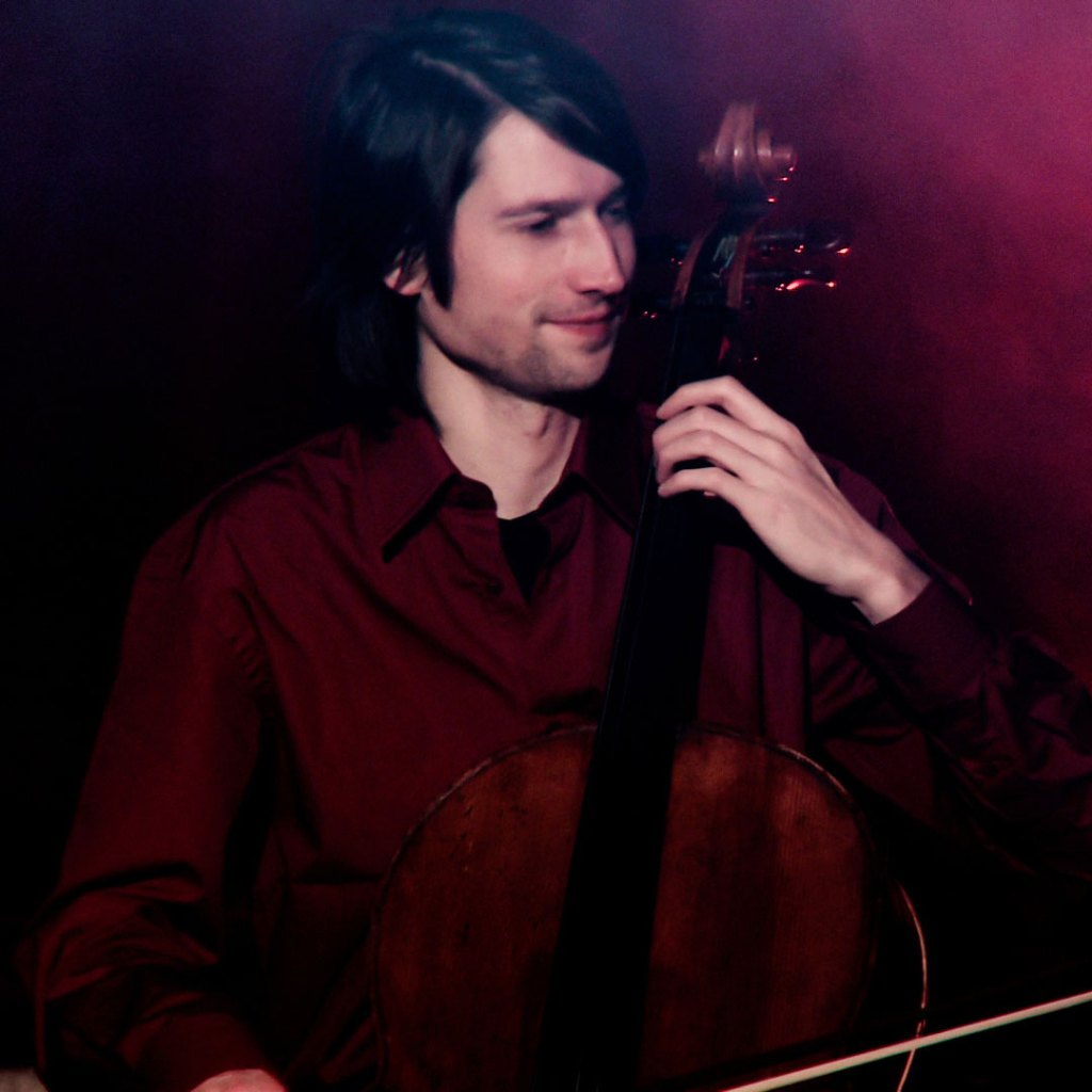 Benjamin Walbrodt - Cello Survival Live and Sevdah - Reloaded by Reuf Sipović.