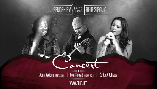 Sevdah Unplugged - Event Bild 1920x1080