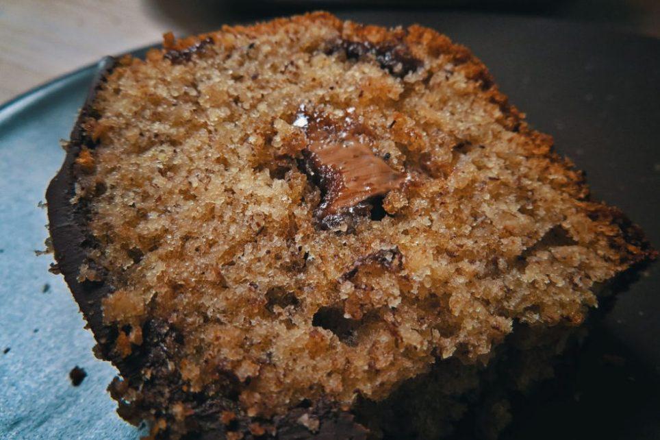 Nuss Nugat Kuchen