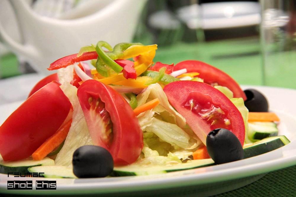 Tasty Treats - Vegetable Salad  (2/3)
