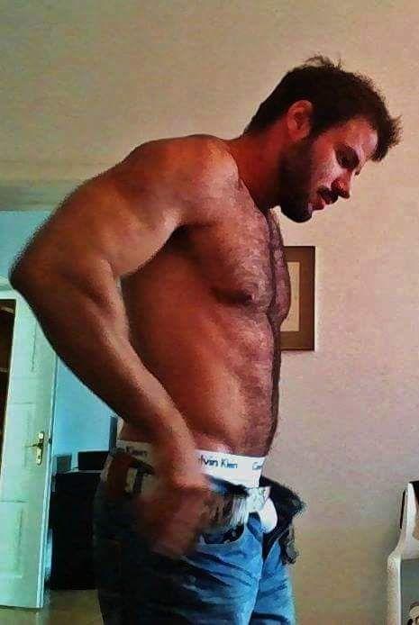 tumblr hairy nude men