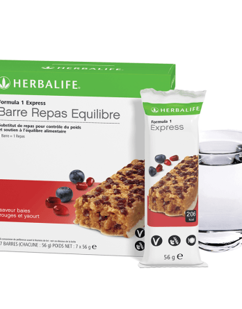 Barre repas Formula 1 Herbalife