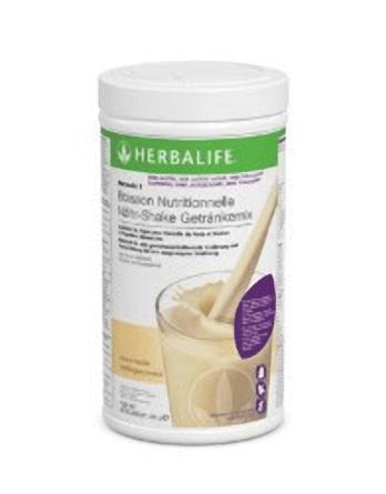 Formula 1 Vanille sans gluten Herbalife