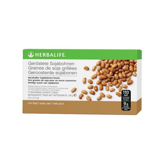 Graines de soja grillées Herbalife Ile Réunion