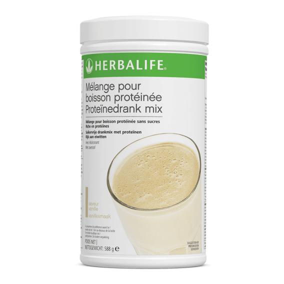 Mélange pour boisson protéinée Vanille Herbalife