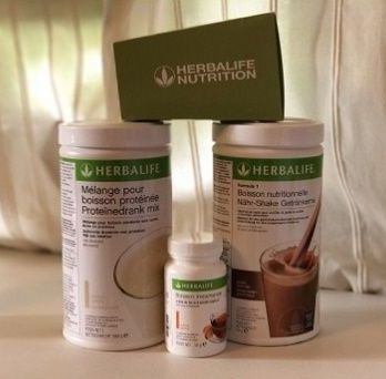 Starter pack Herbalife