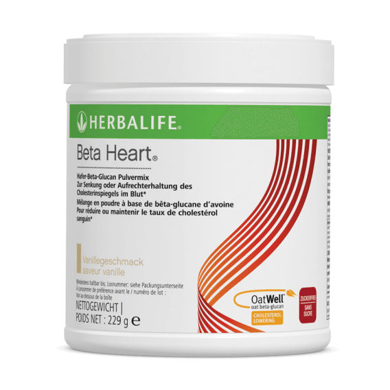 Beta Heart Herbalife anti-cholesterol Ile Réunion