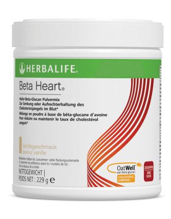 Beta Heart Herbalife anti-cholesterol Ile Réunion