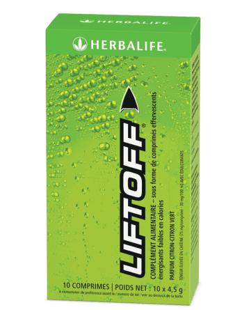 Liftoff Citron Vert Herbalife