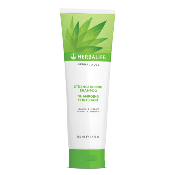 Shampoing Fortifiant Herbal Aloe Herbalife Ile Réunion