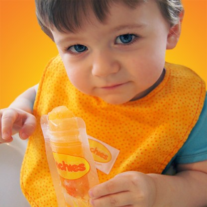 ice cream pouch toddler