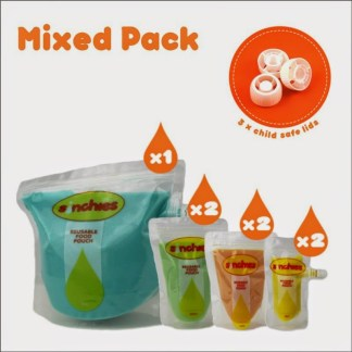 Sinchies mixed pack