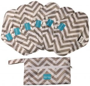 Morxy-Bamboo-Reusable-Sanitary-Cloth-Pads-Review