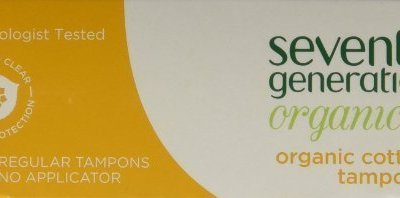 Seventh Generation Organic Cotton Tampons Review
