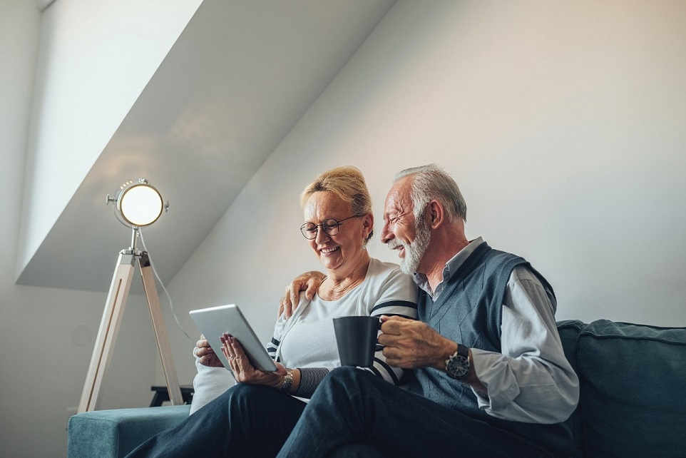 How Smart Technology Has Impacted the Senior Living Community