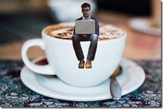 café ecrivain