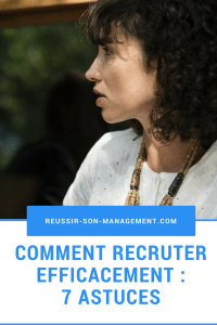 comment recruter