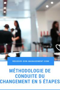 méthodologie de conduite du changement