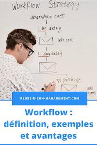 Workflow : définition, exemples et avantages