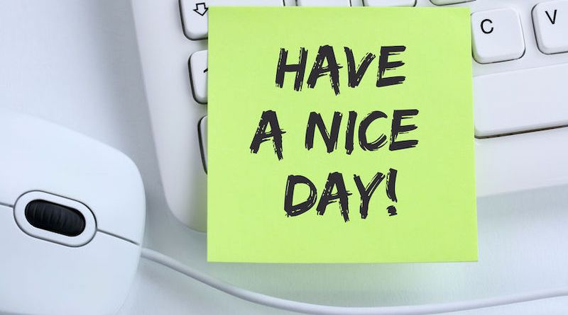 Comment passer une bonne journée en 7 étapes?
