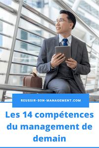 Les 14 compétences du management de demain