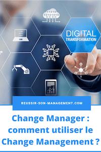 Change Manager: comment utiliser le Change Management?
