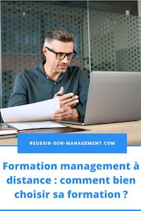 Formation management à distance: comment bien choisir sa formation?