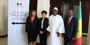 Accord de siège : Le Sénégal et la Banque Mondiale signent