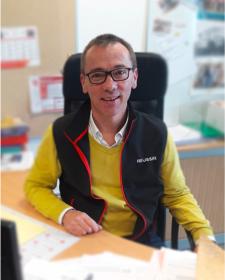 Franck, chef de publicité réussir grand ouest