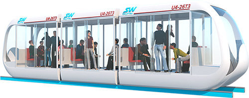 SWUrbain Technologie Skyway