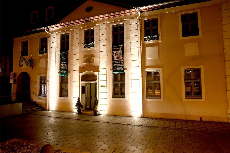 Geburtshaus von Heinrich-Schütz