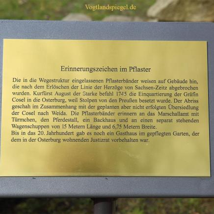 Ostermarkt auf der Osterburg
