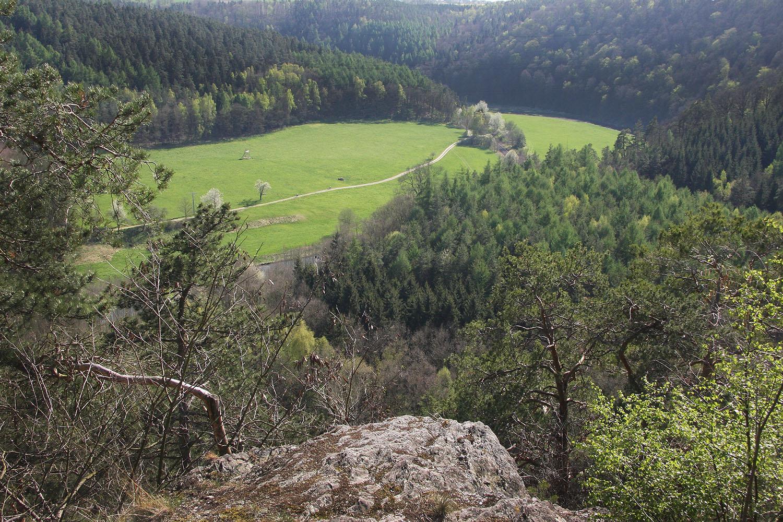 Der Weiberstein: Ein schönes Fleckchen Erde