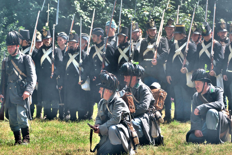 Vor 150 Jahren siegte Preußen in der Schlacht von Königgrätz über Österreich