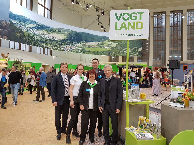 Grüne Woche: Tourismusverband Vogtland zieht positive Bilanz