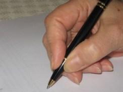 bien tenir son crayon