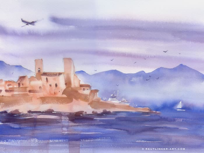 remparts-antibes
