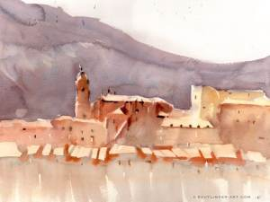village-hondarrabie