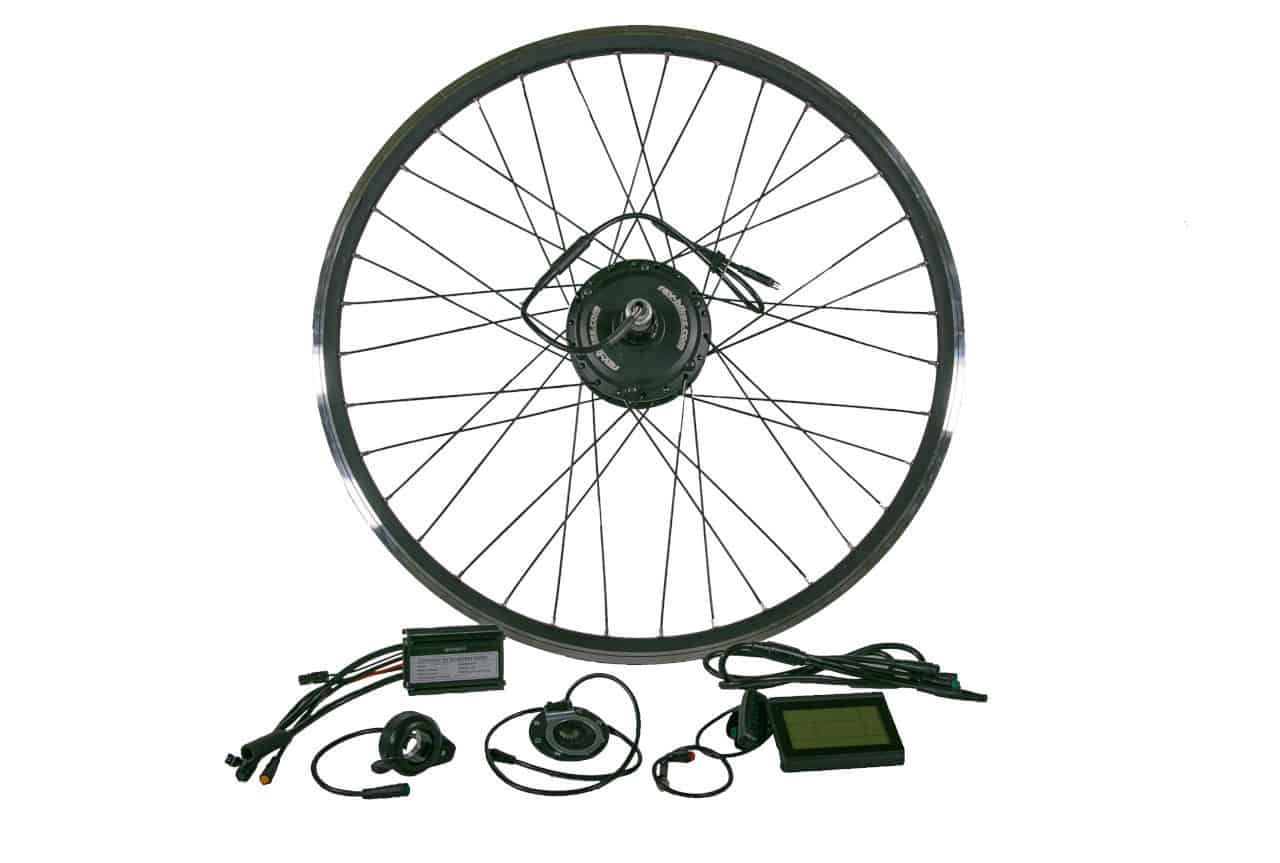 250w Hub Motor Kit With Frame Battery Rev Electric Bikes