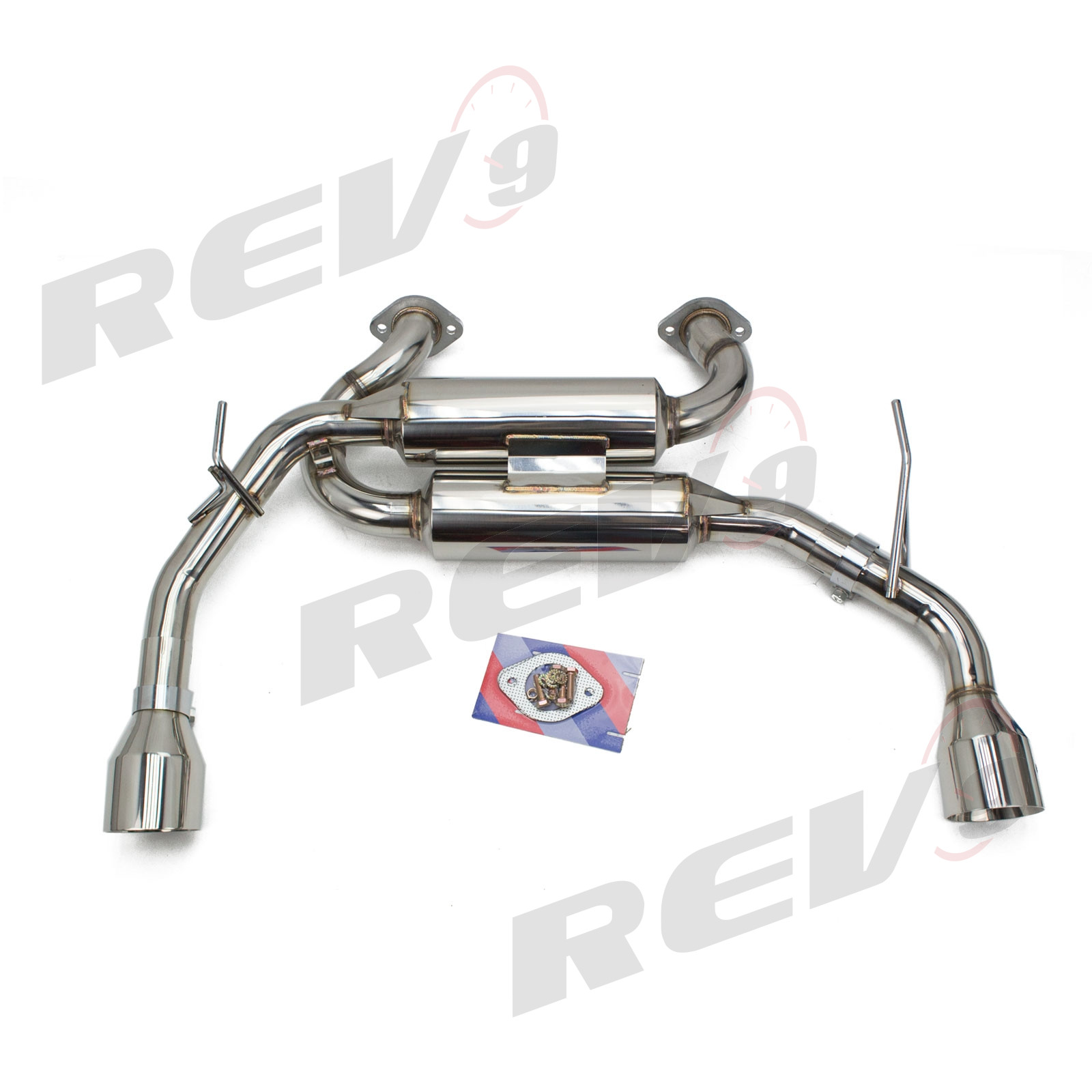 Rev9power Infiniti Q50 19 Flowmaxx Stainless Axle