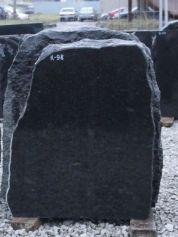 Hauakivi: K98 (kõrgus51cm./laius42cm.)