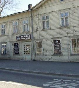 Hauakivid Pärnus